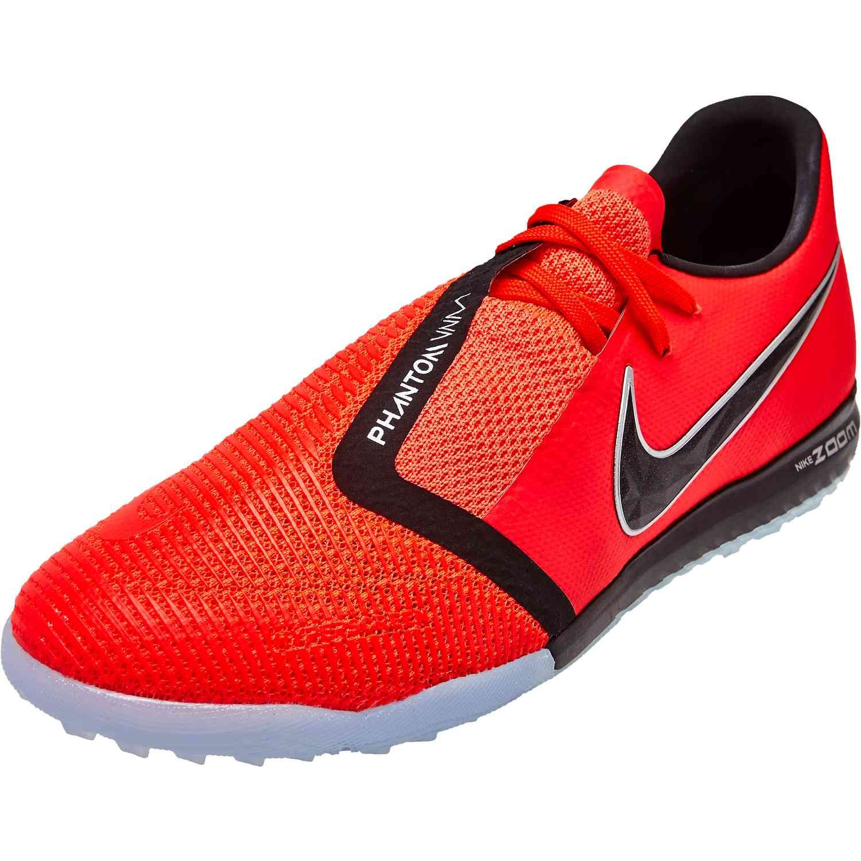 Game Over Pack Nike Phantom Vnm Pro Tf Nike Futsal Shoes Soccer Shoes