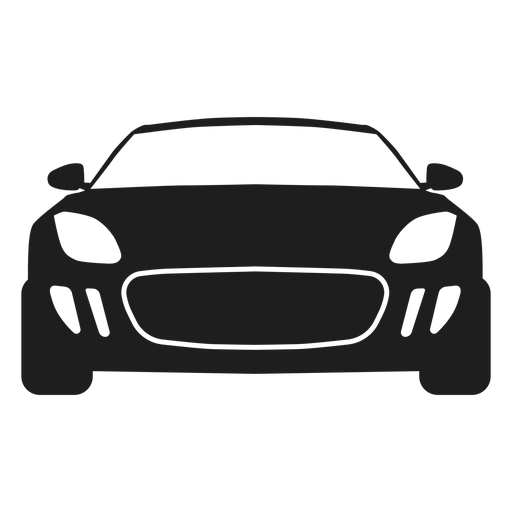 Sport Car Front View Silhouette Ad Paid Ad Car Silhouette View Sport Car Front Car Silhouette Sports Cars