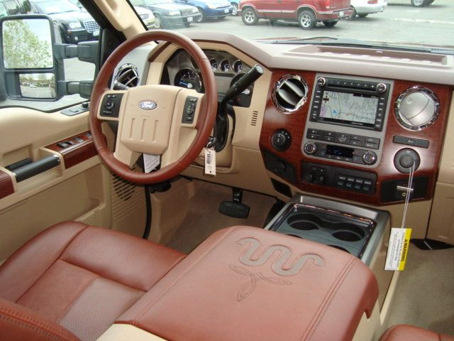 2011 Ford Superduty F 350 King Ranch In Kirkland Wa With Images