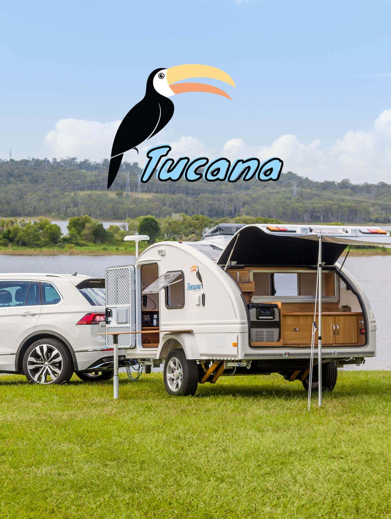 Tucana Teardrop Camper Teardrop Caravan Camper Trailer