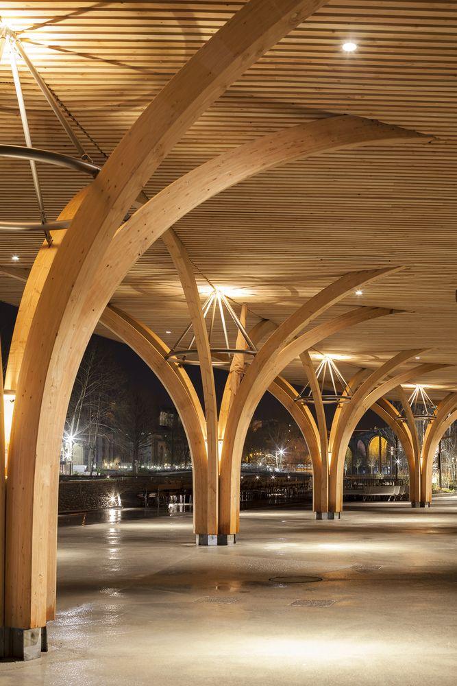 Sanctuaires de Lourdes / INCA Architectes