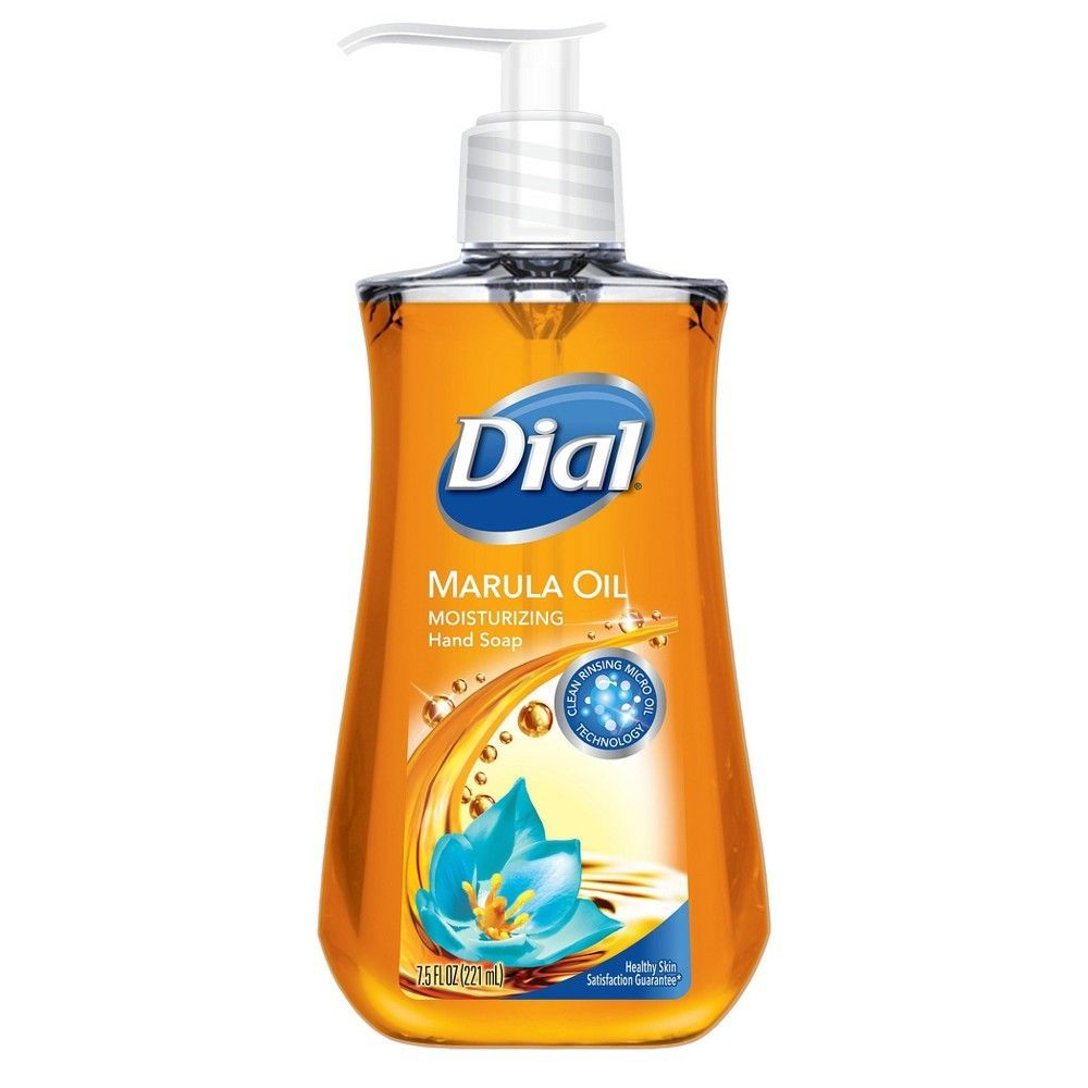 Dial Marula Oil Hand Soap 7 5oz Liquid Hand Soap Bath Body