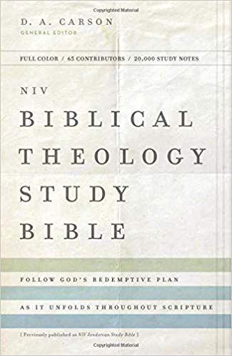 PDF DOWNLOAD] NIV, Biblical Theology Study Bible, Hardcover