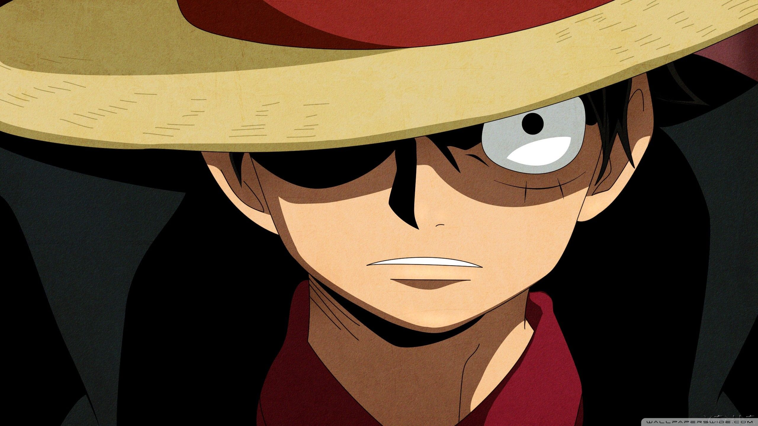 2560x1440 Standard Wall Papers One Piece Luffy Monkey D Luffy One Piece Anime