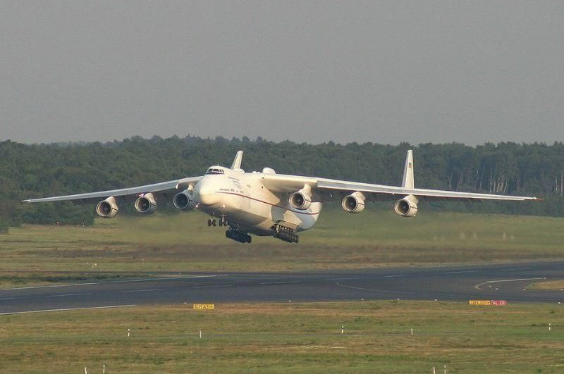 Big Plane The An 225 Aircraft Cargo Aircraft Military Pictures
