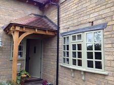 Green Oak Porch Roofline Esp Porch Design Porch Canopy Porch Roof