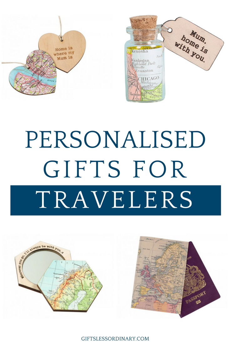 Best Personalized gifts for travelers  Do you have a friend