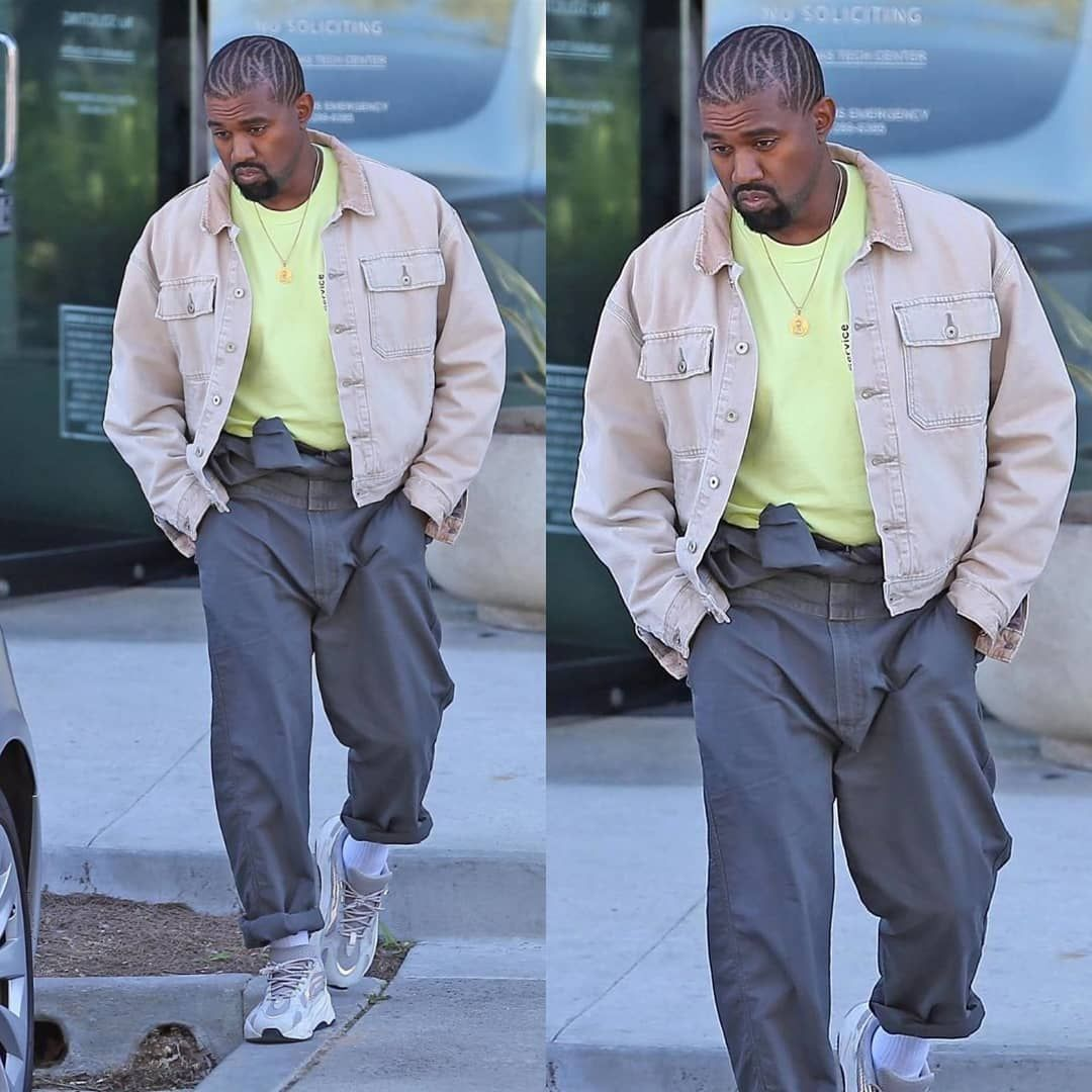 Streetwear On Instagram Work Suits Cop Or Drop Kanye West Style Mens Outfits Attitude Clothes