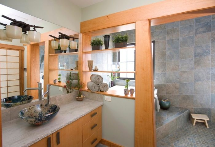 build your own bathroom design