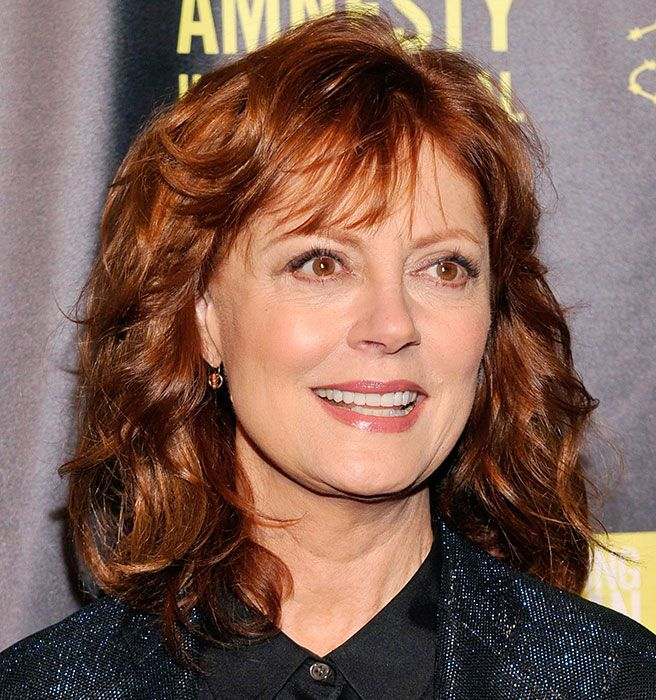 Susan Sarandon Won\'t Tell Her Daughter How to be a New Mom, But She ...