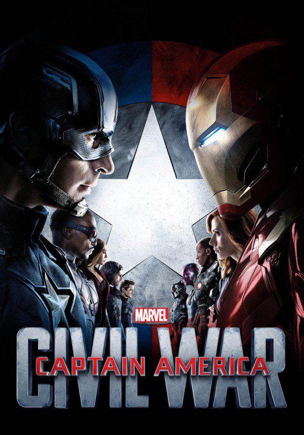 Pin Em Capitao America Guerra Civil Civil War Movie