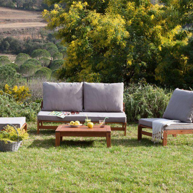 15 Salons De Jardin Quali A Prix Mini Terrasse Et Extension Agrement De Jardin Canape Jardin Et Mobilier Jardin