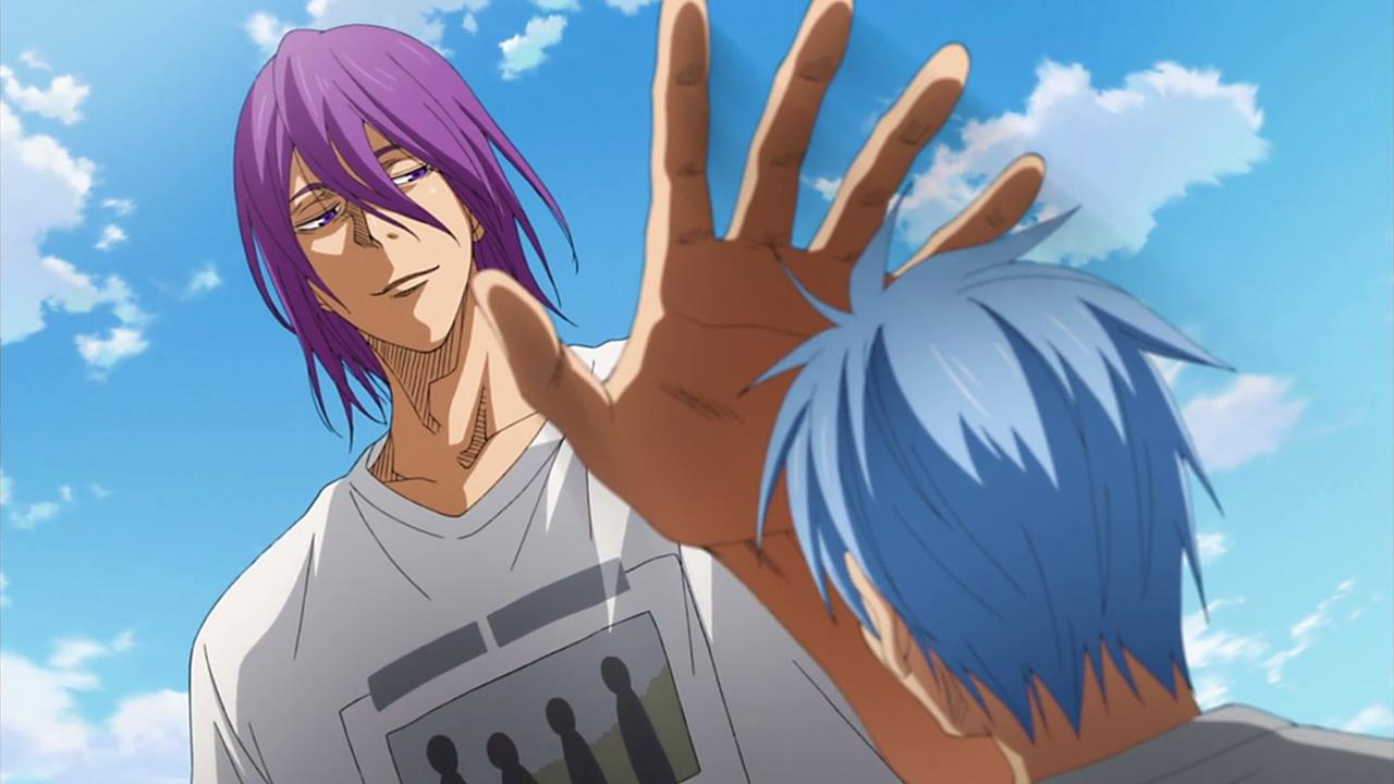 Imagini pentru murasakibara Kuroko no basket, Sports anime