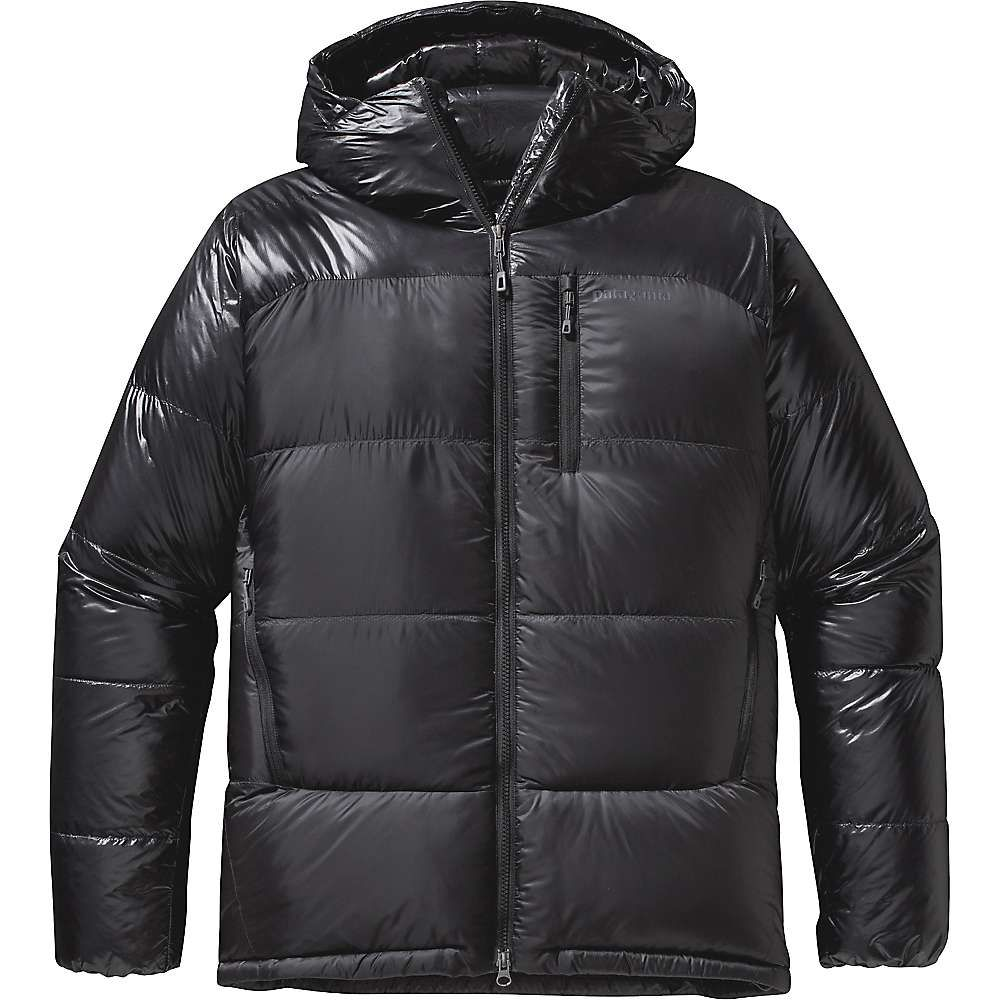 e30536ddc Patagonia Men's Fitz Roy Down Parka - Small - Black | Products ...