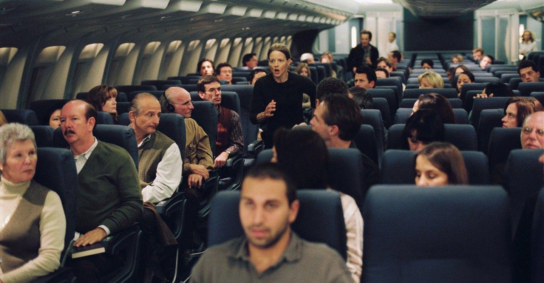 Flightplan thriller movie