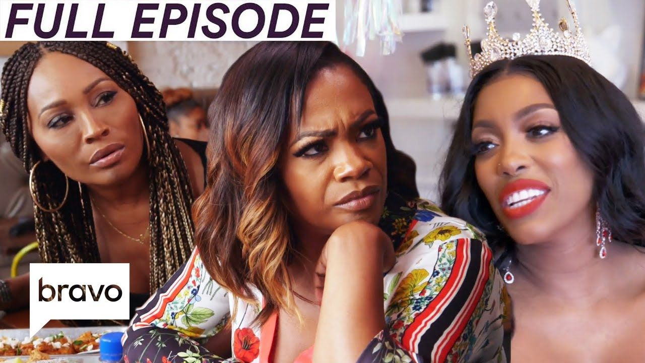 The Real Housewives of Atlanta FULL EPISODE The Moore