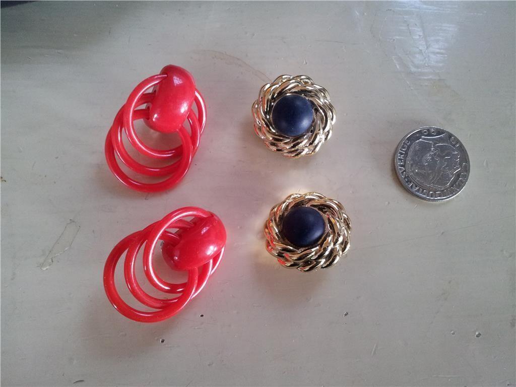 clips örhängen plast