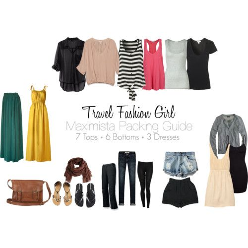 Great Ideas For Your Travel Wardrobe Its All About Light Layers - 8 tips on how to pack light for your next vacation