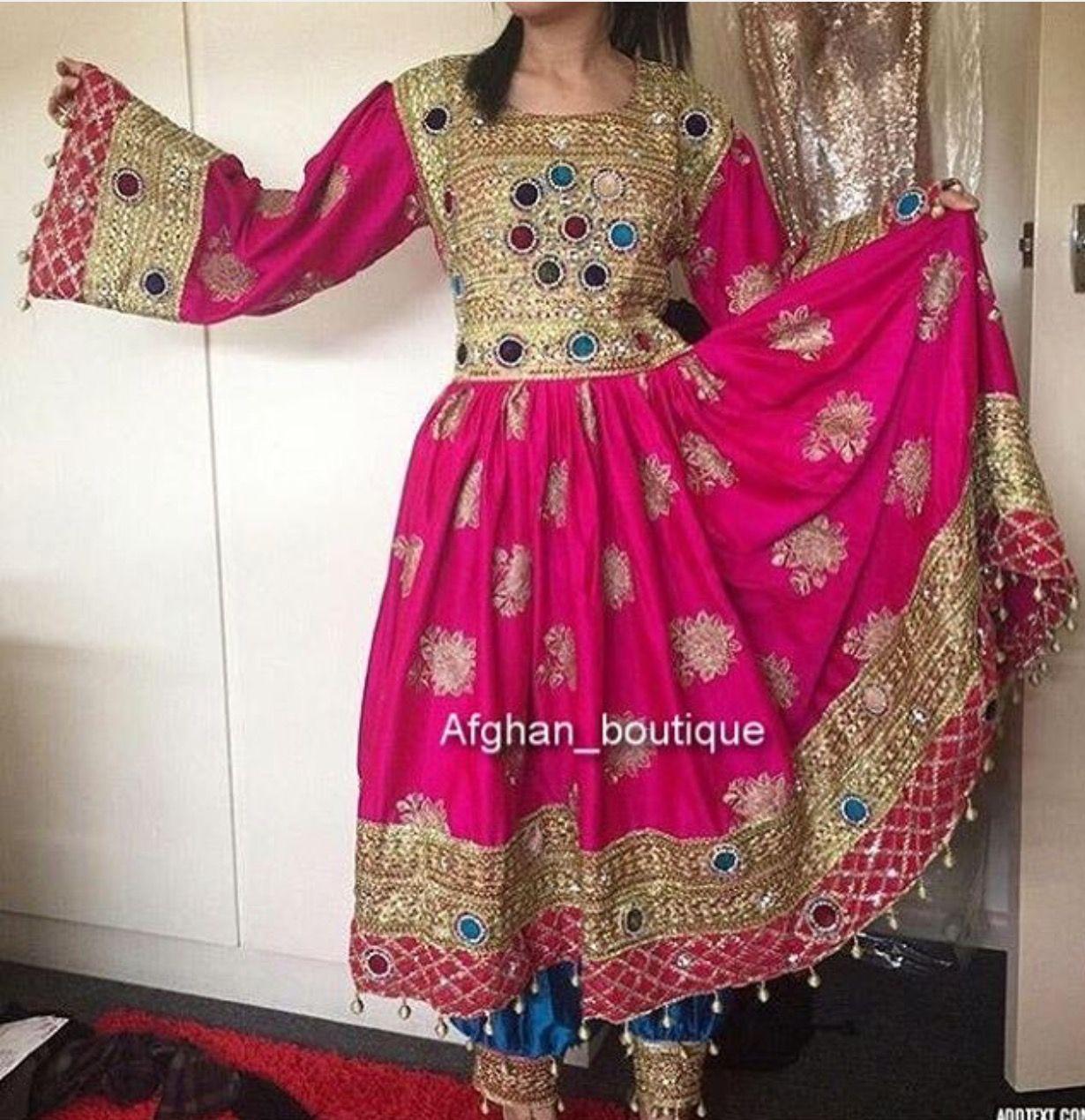 Pin de Fashion World en Afghan National dress | Pinterest