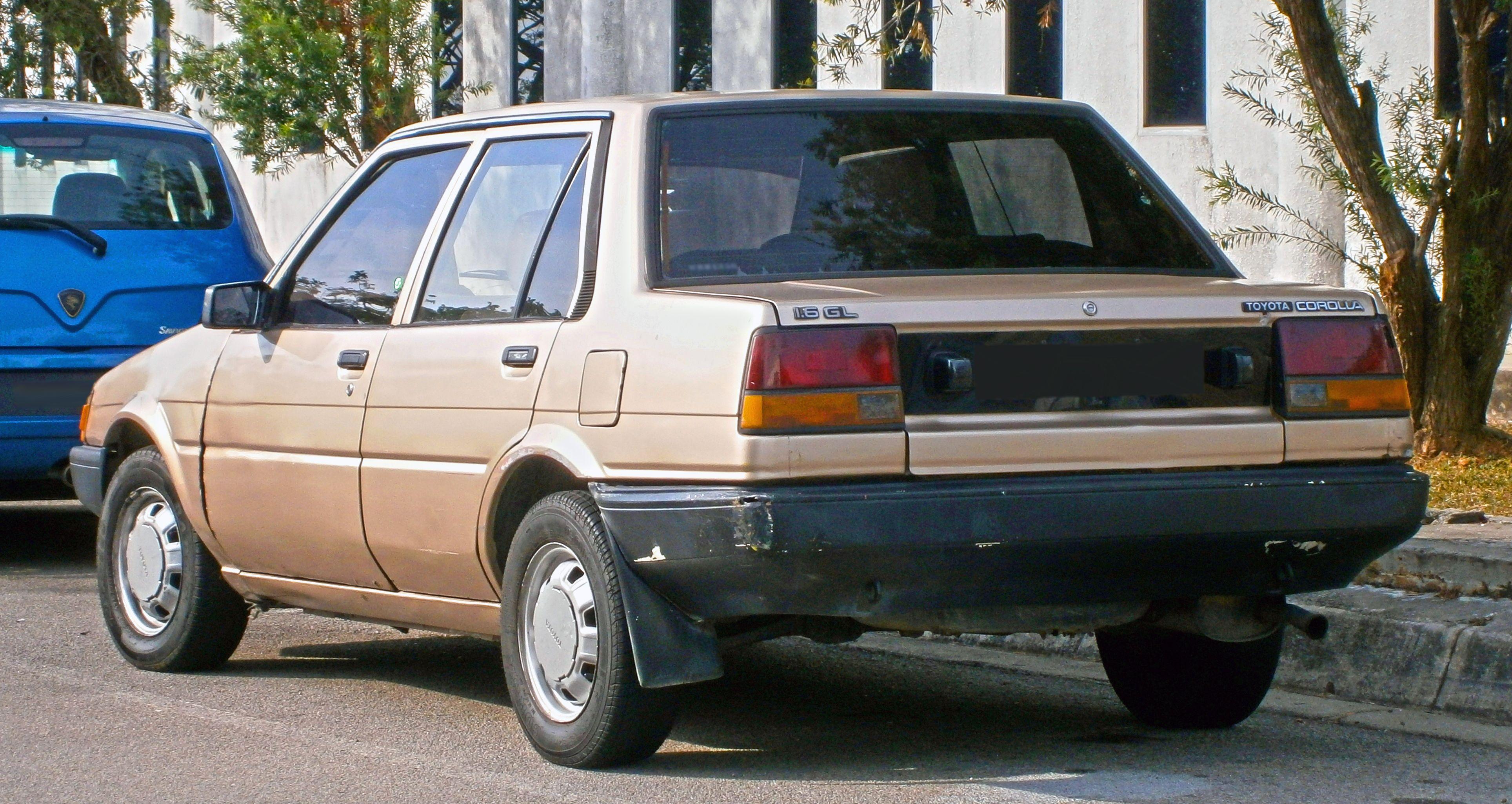 Kelebihan Kekurangan Toyota Corolla 1987 Perbandingan Harga