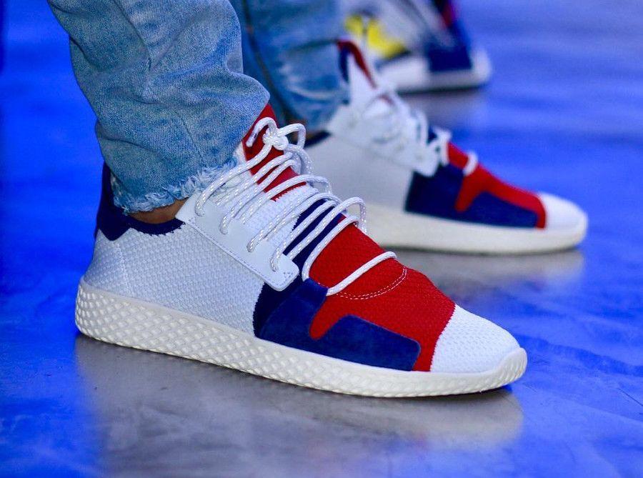 cca4c1abc Pharrell Williams x Billionaire Boys Club x Adidas Tennis HU V2 ...