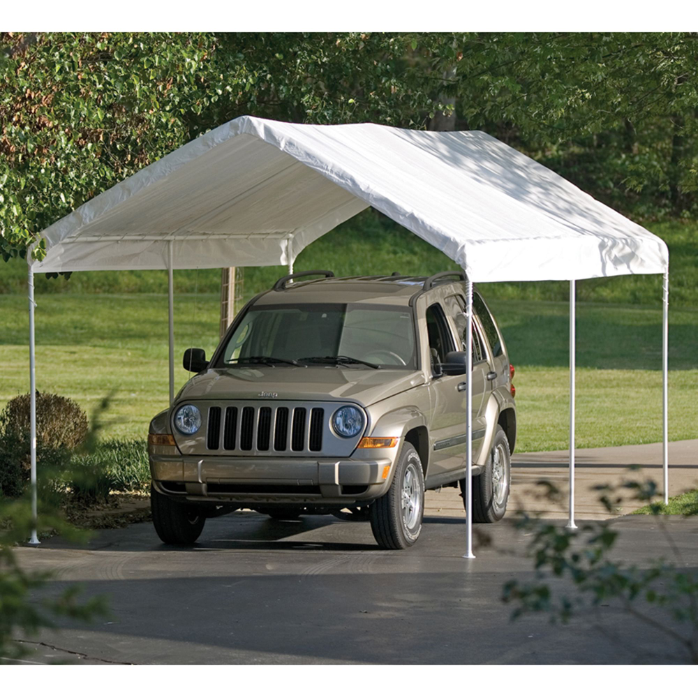 Canopy Carport Tent Garage Portable Outdoor Shelter Auto