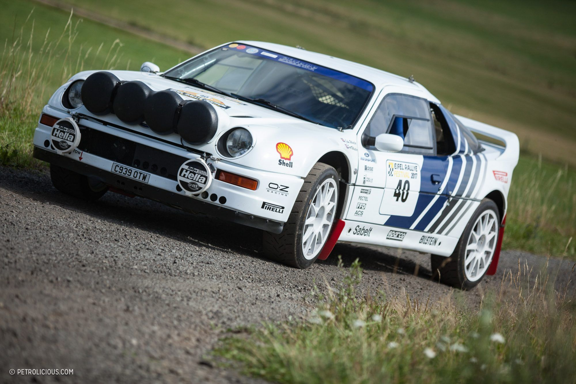 The Engineer Behind Ford S Rs200 Rally Car Gave It The Future The