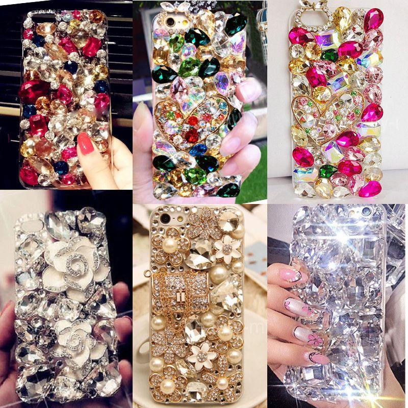 diamante iphone 7 case