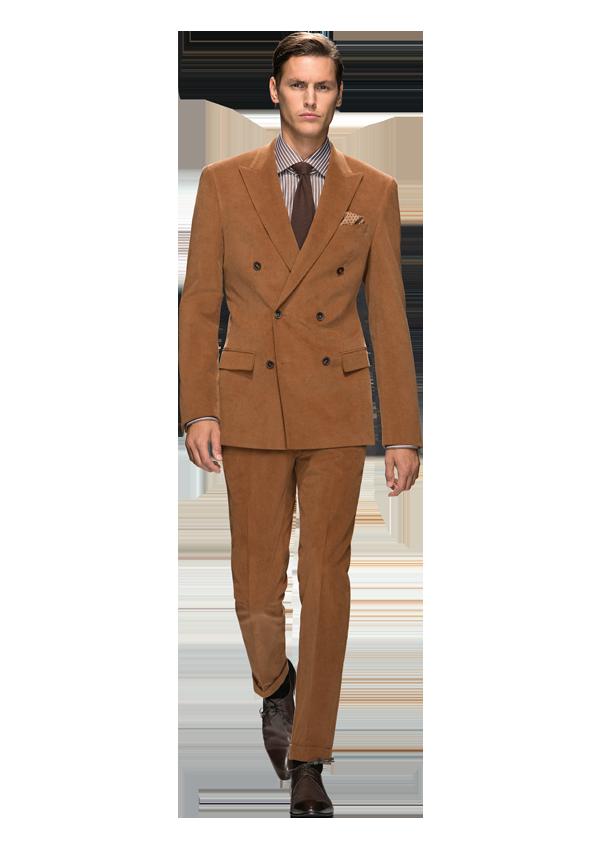 Hugo Boss Brown Suit  2a1156e1d251