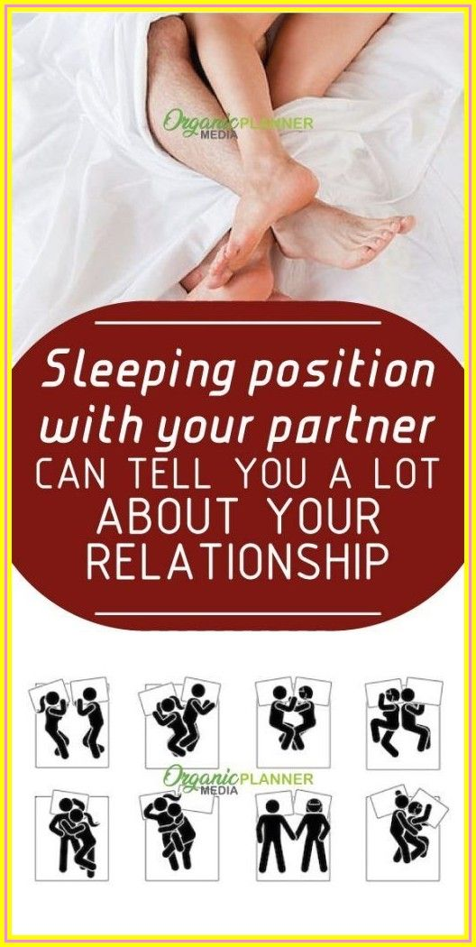 WHAT YOUR SLEEPING POSITION WITH A PARTNER SAYS AB