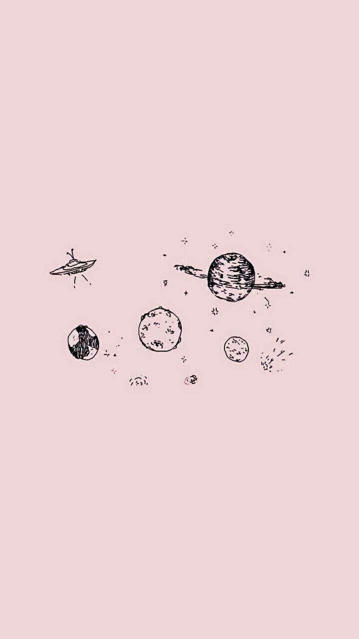 Wallpaper Space Spotpopfashion J61v