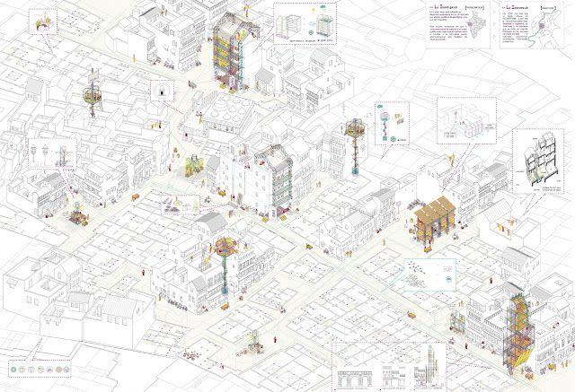 HIC* book: Almudena Cano   Estrategias de regeneración del espacio público. Ahmedabad.