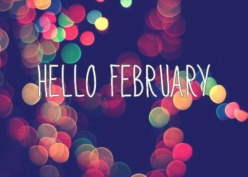 Image result for hello february free