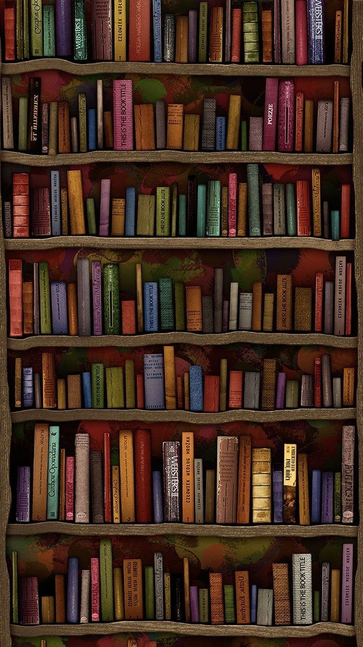 صور كتب Books منوعة 32 Book Wallpaper Screen Savers Wallpapers Screensaver Iphone