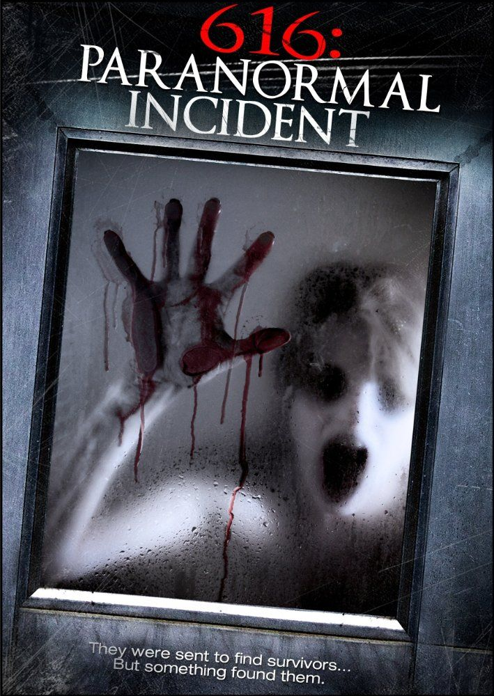 616 Paranormal Incident (2013) Horror movie posters