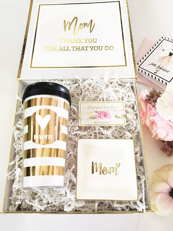 Holiday Gifts for Mom Christmas Gift Ideas Mom Gift Basket Mom