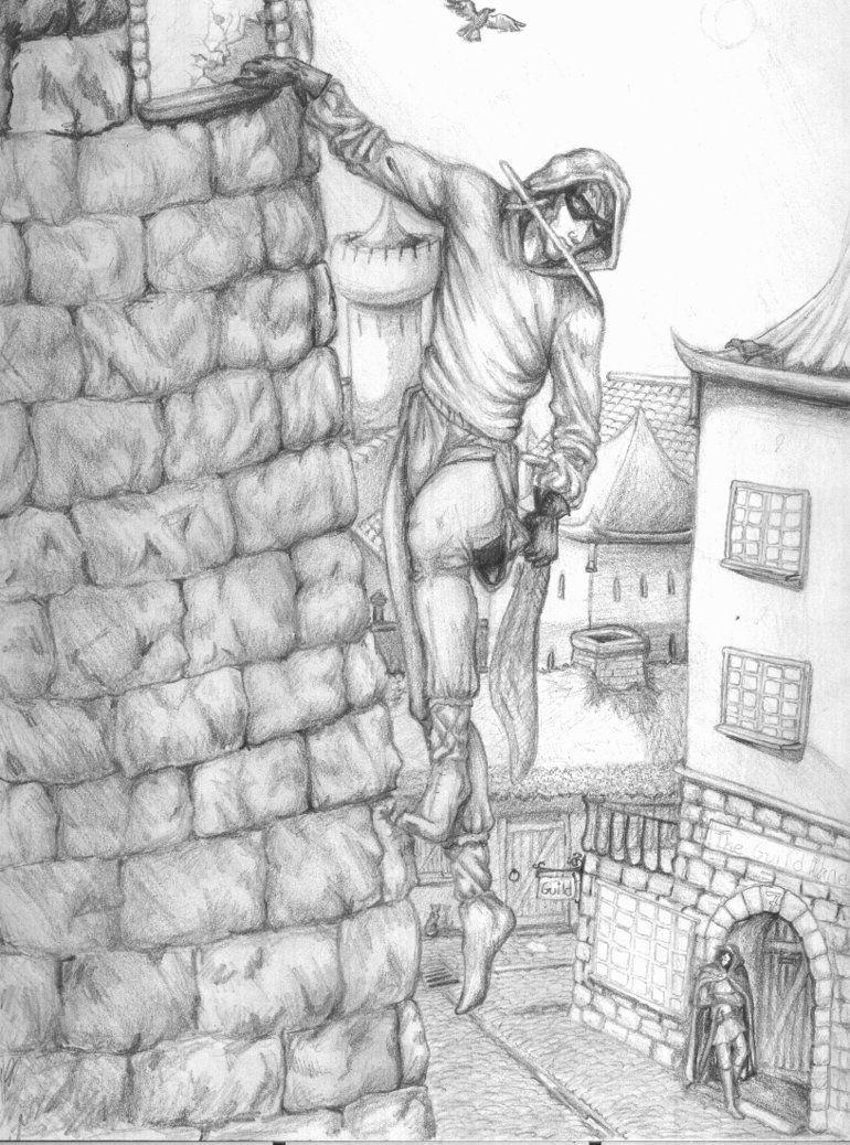 Thief... by Coplins on deviantART