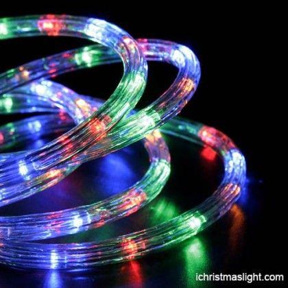 Wholesale Led Programmable Rgb Rope Lights Decoration Lumineuse Decoration Ruban Led