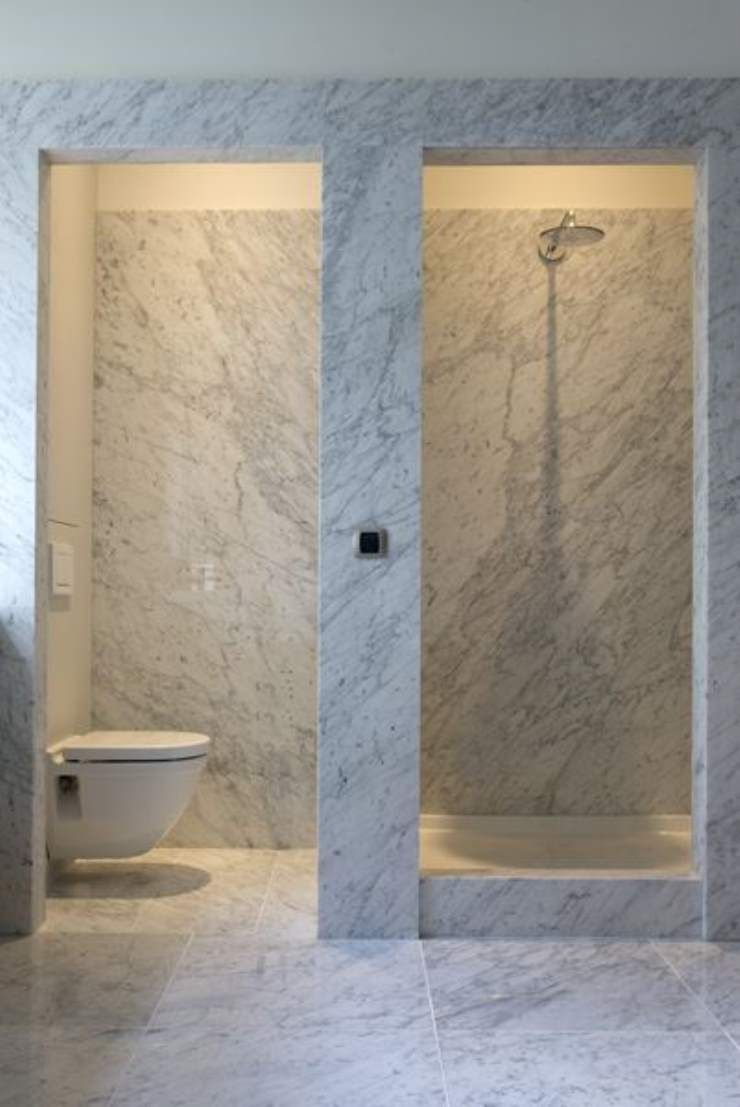 marmeren badkamer, marble bathroom, design bathroom, design badkamer ...