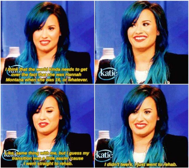Demi Lovato Funny And Honest At The Same Time Lovato Demi Lovato Demi Love