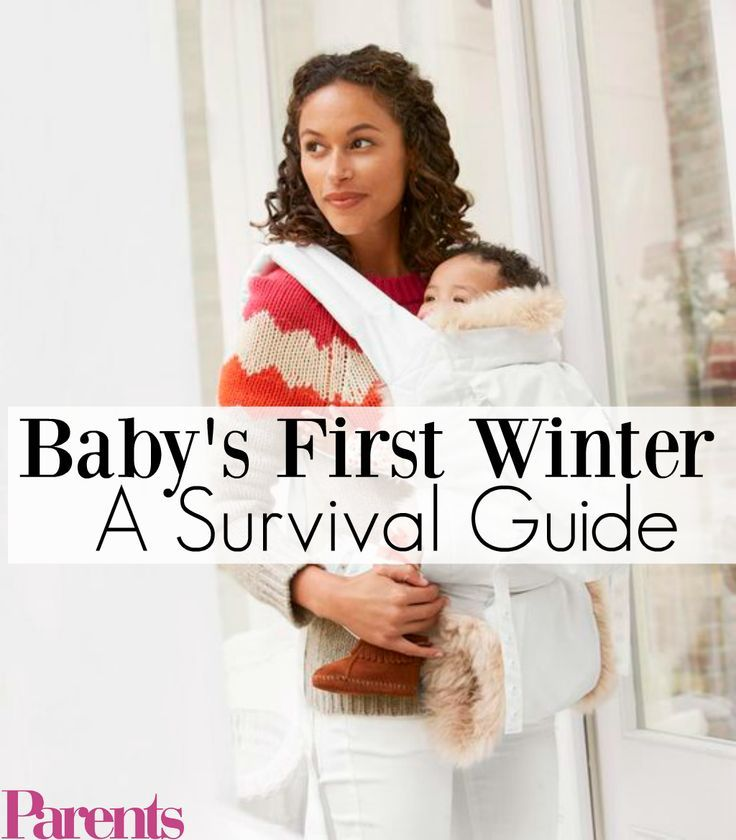 Baby's First Winter How to Protect Newborns in Cold