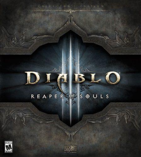 Diablo III: Reaper of Souls Collector's Edition - http://www.rekomande.com/diablo-iii-reaper-of-souls-collectors-edition-2/