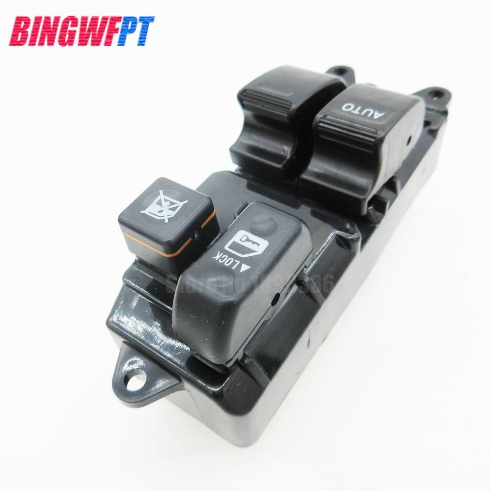 Power Window Master Control Switch For Toyota Corolla E11