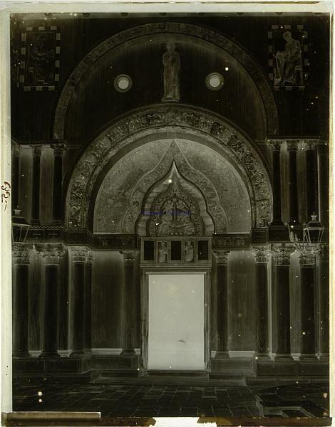 Venezia basilica di san marco esterno facciata for Esterno basilica di san marco