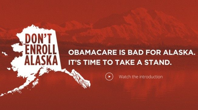 Florida Conservative Group Helping Muck Up Obamacare In Alaska