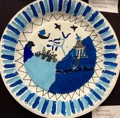Image Result For Willow Pattern Paper Plate Art Project Paper