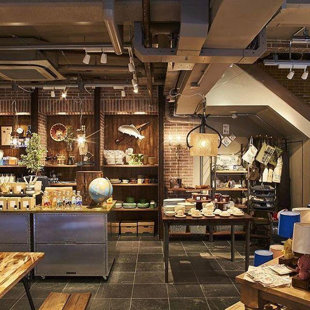 ACME Furniture Osaka #acmefurniture #osaka #horie #newstore  #americanvintage #est1983 #