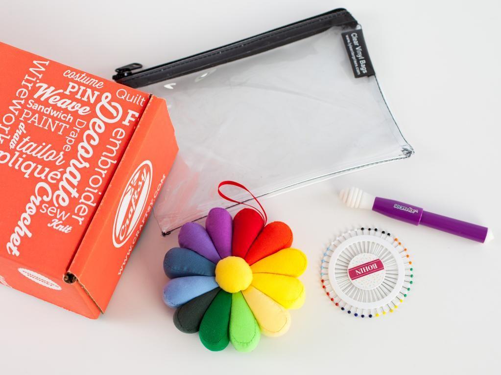 Craftsy Sew Happy Notions Set -