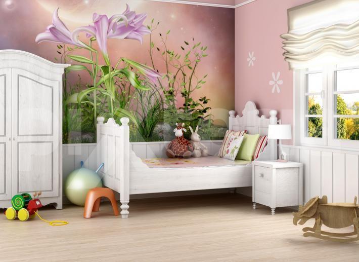 Fototapete für Schlafzimmer der Kinder Kinderzimmer Pinterest