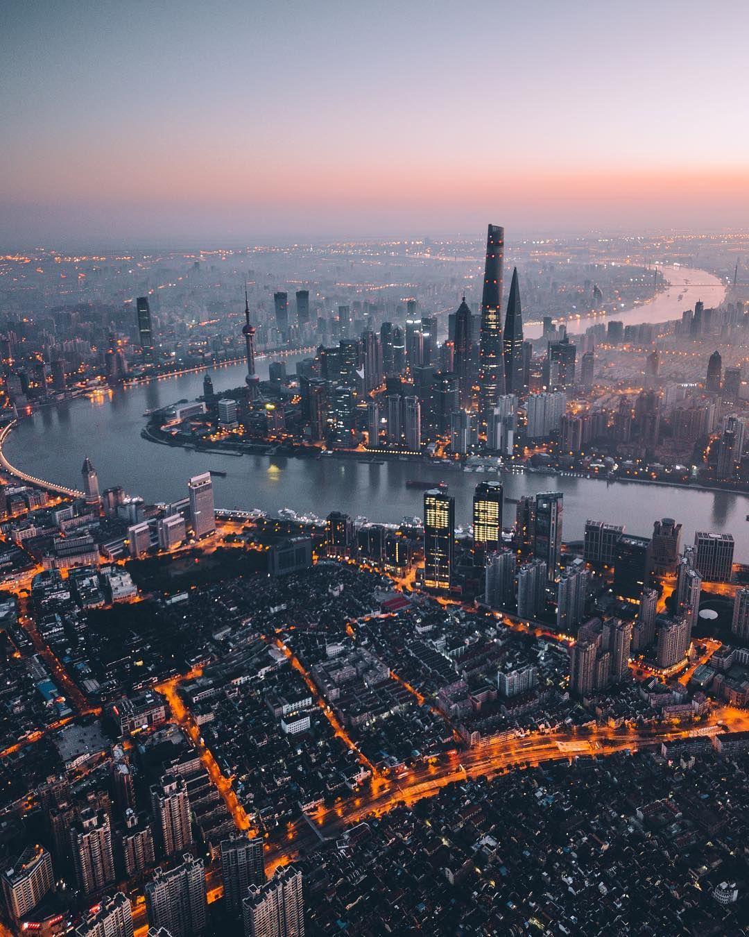 Shanghai China Tokio Telepules